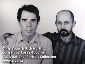 Photo: Chris Vogel & Rich North