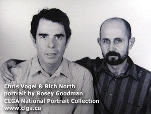 Photo: Chris Vogel & Rich North