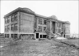 Memorial College circa 1925
