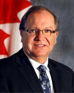 Bernard Valcourt is the Minister of Aboriginal Affairs and Northern Development