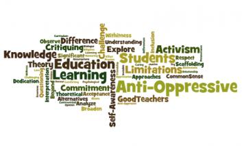 Anti-oppression training