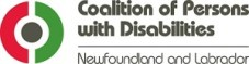 Coalition of Persons with Disabilities logo